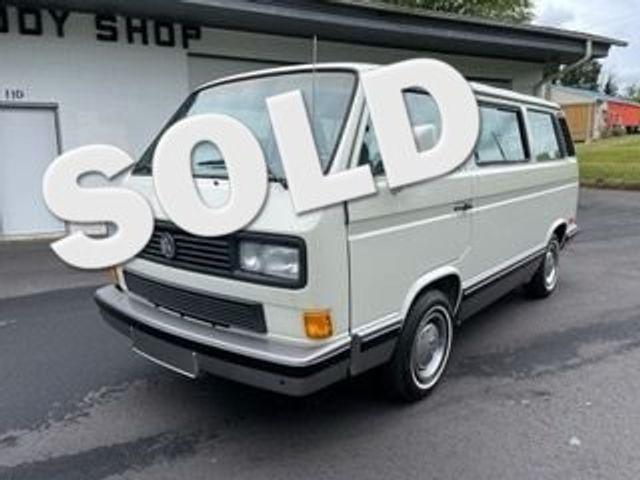 1991 Volkswagen Vanagon GL