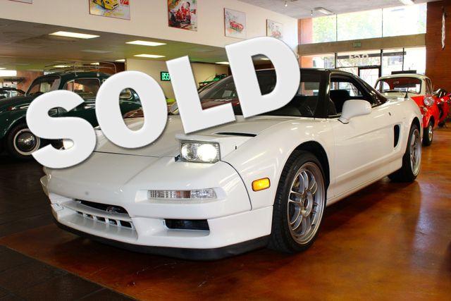 1992 Acura NSX Sport La Jolla, Califorina