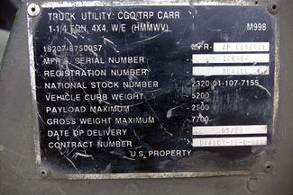 1992 Am General Hummer  H1 * 2-Door * DIESEL * TX TITLE * Plano, Texas 52