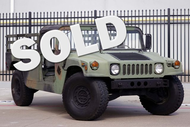 1992 Am General Hummer  H1 * 2-Door * DIESEL * TX TITLE * Plano, Texas