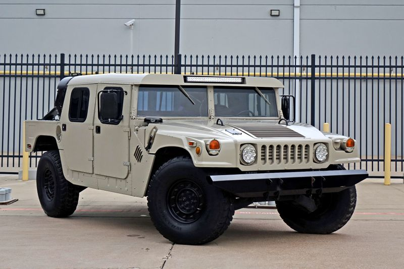 1992 Am General Humvee M998* HMMWV* 6.2L Diesel* Converted* Custom*** | Plano, TX | Carrick's Autos in Plano TX