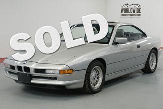 1992 BMW 850I in Denver CO