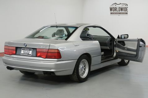 1992 BMW 850I TWO OWNER! COLLECTOR GRADE. 79K MILES. DOCS! | Denver, CO | Worldwide Vintage Autos in Denver, CO