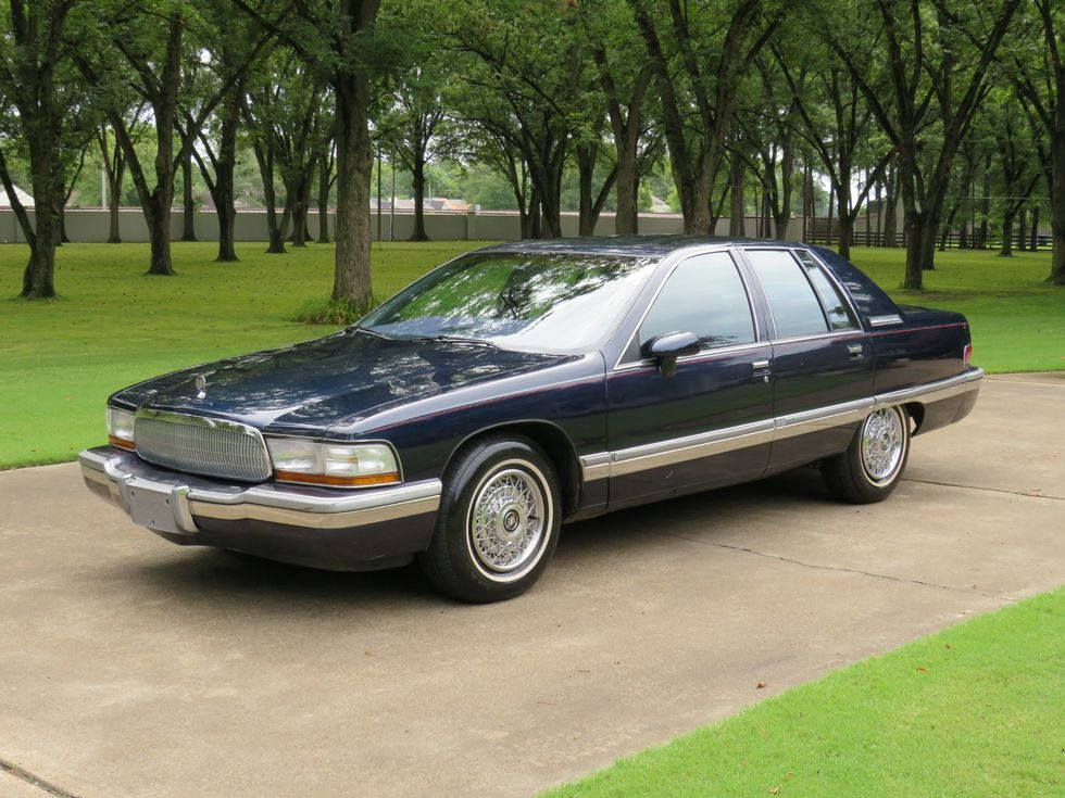 1992 buick roadmaster used cars memphis hallum motors 1992 buick roadmaster used cars