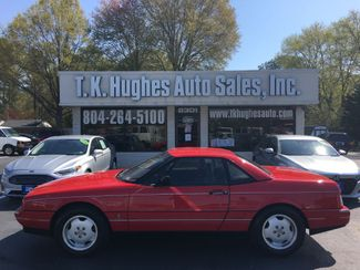 1992 Cadillac Allante' Convertible in Richmond, VA, VA 23227