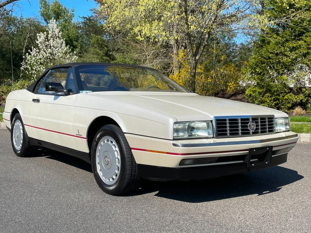 1992 Cadillac Allante SOFT TOP CONVERTIBLE LOW MILES RARE in Woodbury, New Jersey 08093