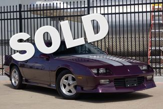 1992 Chevrolet Camaro RS * ONLY 18k MILES * T-Tops * A/C * V8 Automatic Plano, Texas