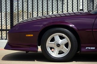 1992 Chevrolet Camaro RS * ONLY 18k MILES * T-Tops * A/C * V8 Automatic Plano, Texas 36