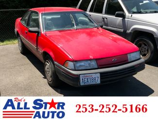 1992 Chevrolet Cavalier RS in Puyallup Washington, 98371