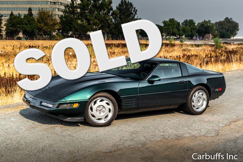 1992 Chevrolet Corvette Coupe | Concord, CA | Carbuffs