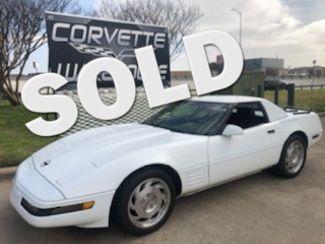 1992 Chevrolet Corvette Convertible Auto, JVC CD, Aux Hardtop, Only 43k! | Dallas, Texas | Corvette Warehouse  in Dallas Texas