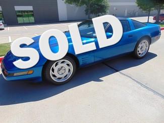 1992 Chevrolet Corvette ONE OWNER 49,274 ORIGINAL MILES   Grapevine, TX   Corvette Center Dallas in Dallas TX