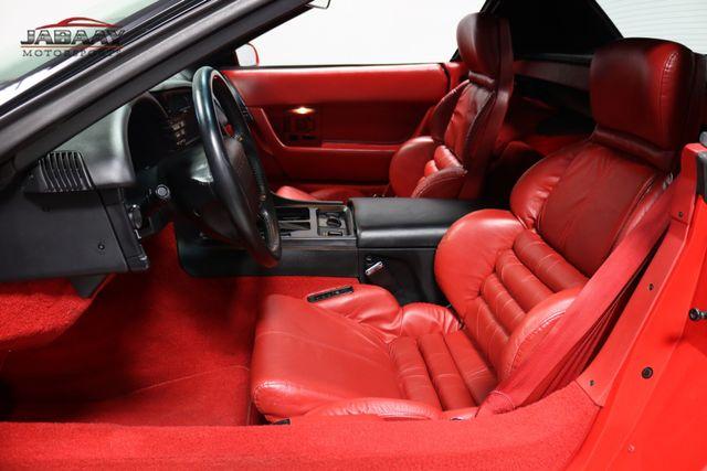 1992 Chevrolet Corvette Merrillville, Indiana 11