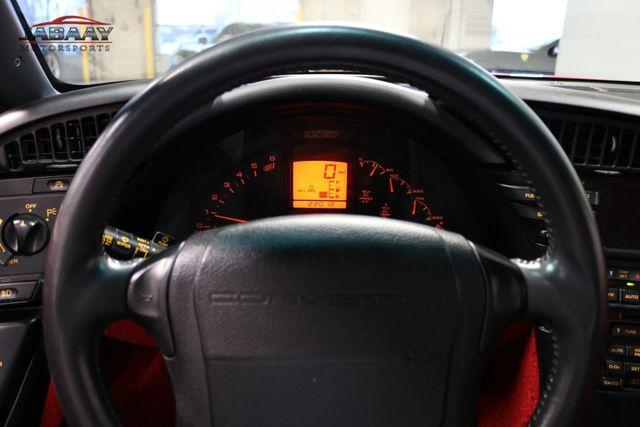 1992 Chevrolet Corvette Merrillville, Indiana 16