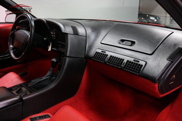 1992 Chevrolet Corvette Merrillville, Indiana 15