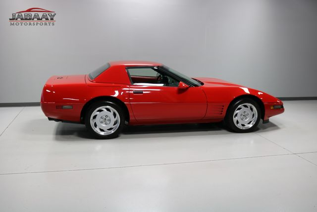 1992 Chevrolet Corvette Merrillville, Indiana 34