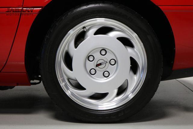 1992 Chevrolet Corvette Merrillville, Indiana 38