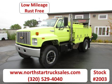 1992 Chevrolet Kodiak C70 CAT Water Truck  in St Cloud, MN