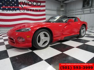 1992 Dodge Viper RT-10 First Gen 285 Red Low Miles 1 Owner Rare in Searcy, AR 72143