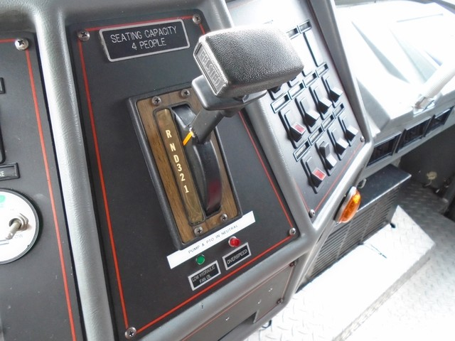 1992 E-One /Hush Qunit 110FT LADDER /PUMPER 4DR HURRICANE San Antonio, Texas 22