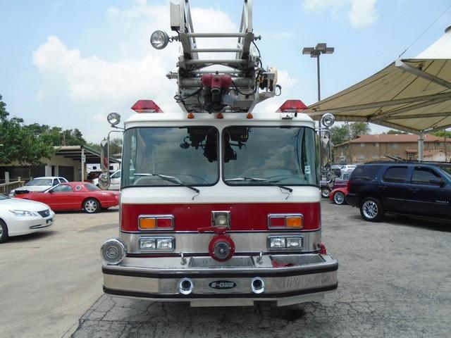 1992 E-One /Hush Qunit 110FT LADDER /PUMPER 4DR HURRICANE San Antonio, Texas 3