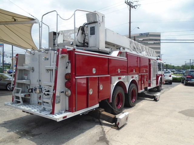 1992 E-One /Hush Qunit 110FT LADDER /PUMPER 4DR HURRICANE Boerne, Texas 6