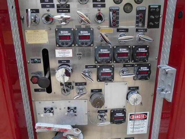 1992 E-One /Hush Qunit 110FT LADDER /PUMPER 4DR HURRICANE San Antonio, Texas 33