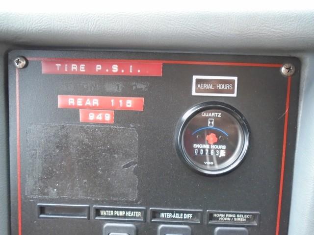1992 E-One /Hush Qunit 110FT LADDER /PUMPER 4DR HURRICANE San Antonio, Texas 17