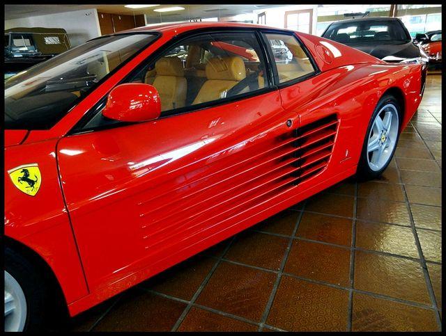 1992 Ferrari Testarossa San Diego, California 1