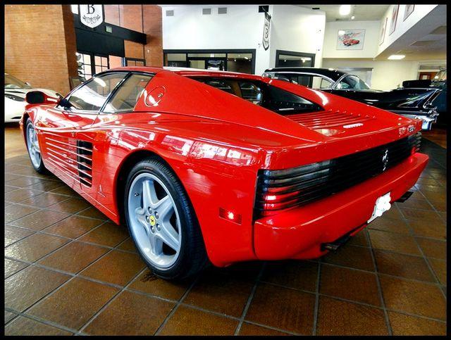 1992 Ferrari Testarossa San Diego, California 2