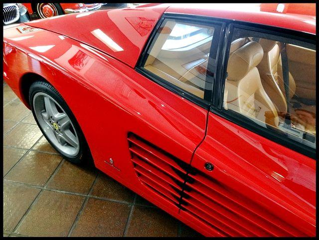 1992 Ferrari Testarossa San Diego, California 30
