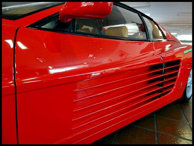 1992 Ferrari Testarossa San Diego, California 36