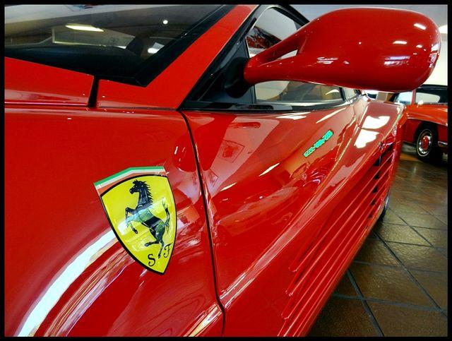 1992 Ferrari Testarossa San Diego, California 37