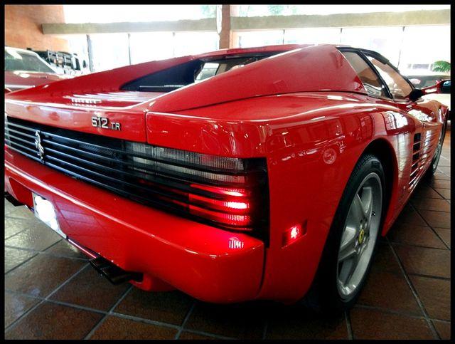 1992 Ferrari Testarossa San Diego, California 42