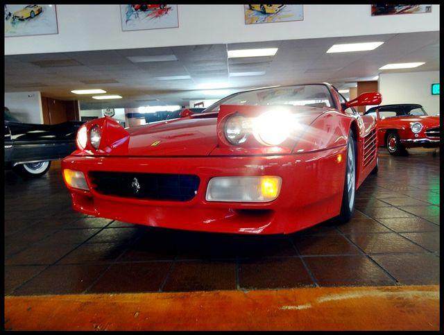 1992 Ferrari Testarossa San Diego, California 45