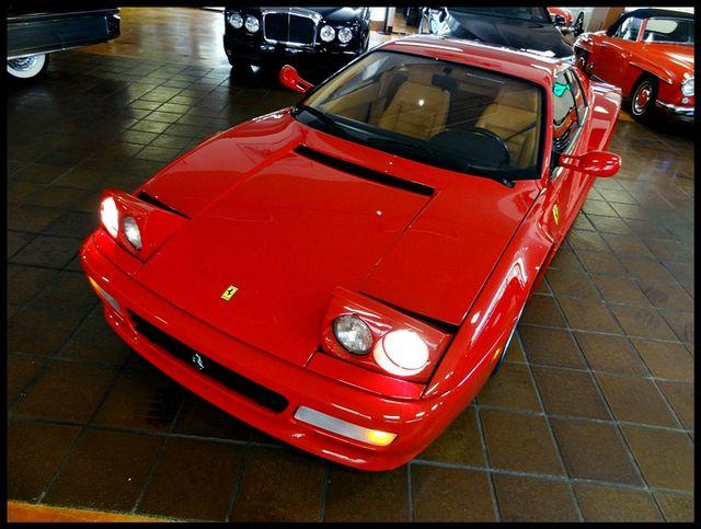 1992 Ferrari Testarossa San Diego, California 46