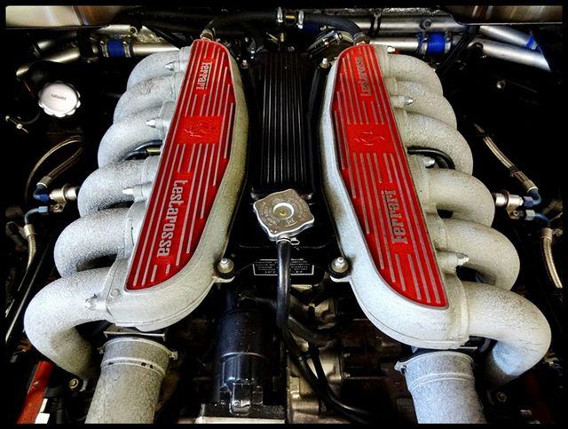 1992 Ferrari Testarossa San Diego, California 48