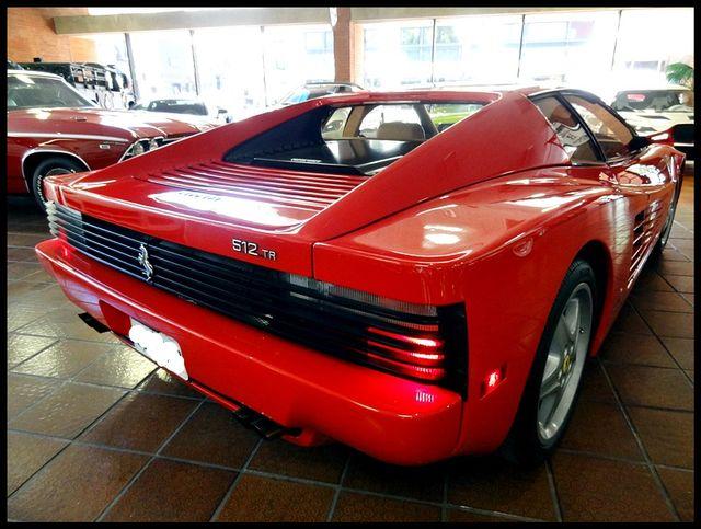 1992 Ferrari Testarossa San Diego, California 69