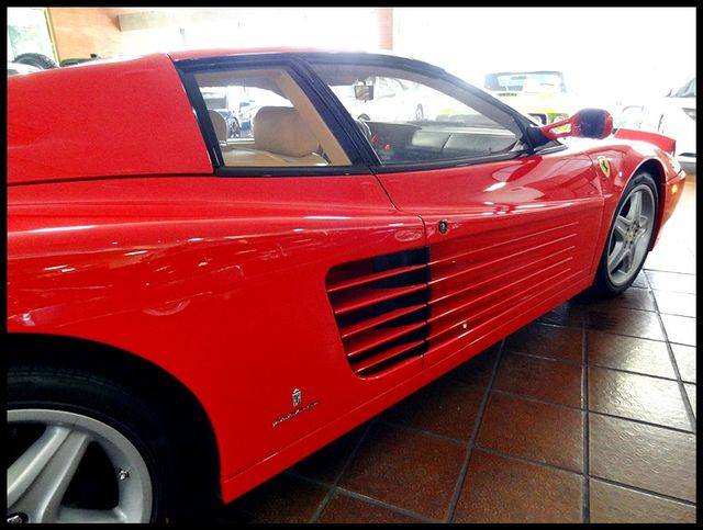 1992 Ferrari Testarossa San Diego, California 7