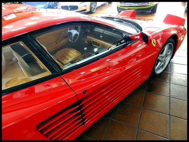 1992 Ferrari Testarossa San Diego, California 8