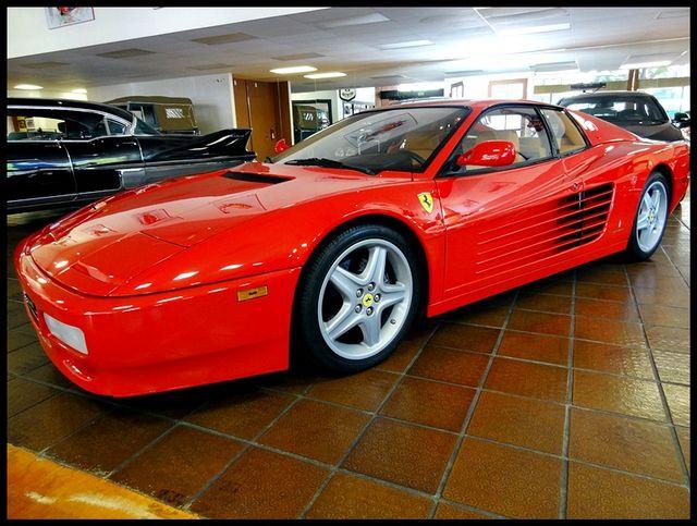 1992 Ferrari Testarossa San Diego, California 68