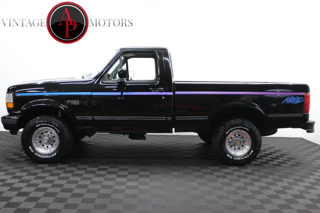 """1992 Ford F-150 COLLECTOR """"NITE"""" EDITION 4X4"""