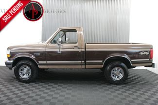 1992 Ford F-150 SHORT BED 4x4 62K MILES in Statesville, NC 28677