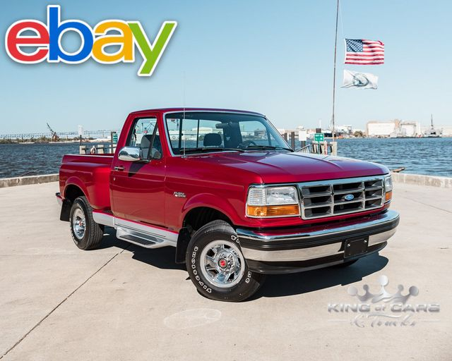 1992 Ford F150 Rcab Flareside in Woodbury, New Jersey 08093