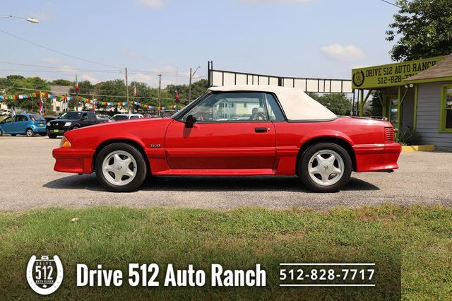 1992 Ford Mustang GT in Austin, TX 78745