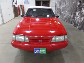 1992 Ford Mustang LX Sport Convertible   city ND  AutoRama Auto Sales  in Dickinson, ND