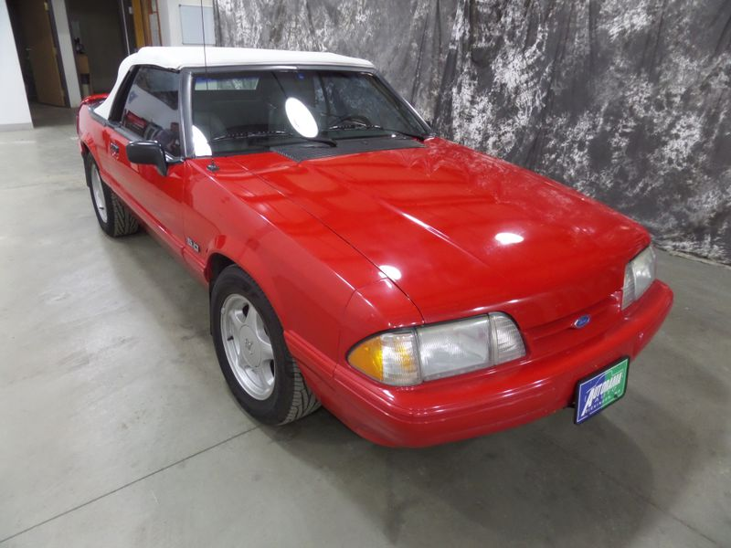 1992 Ford Mustang Lx Sport City Nd Autorama Auto Sales