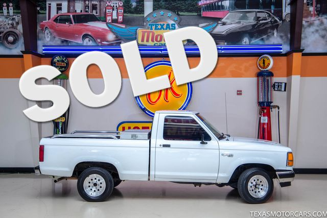 1992 Ford Ranger in Addison, Texas 75001