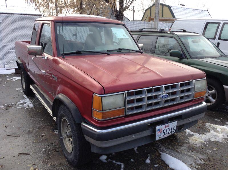 1992 Ford Ranger   in Salt Lake City, UT