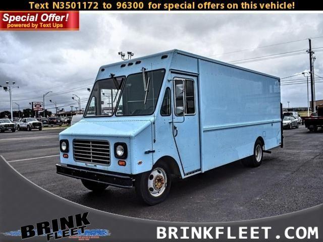 1992 GMC STEPVAN 3500 CATERING  | Lubbock, TX | Brink Fleet in Lubbock TX